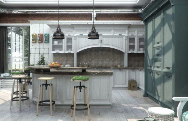 Кухня «Provanza» — современная старина в интерьере