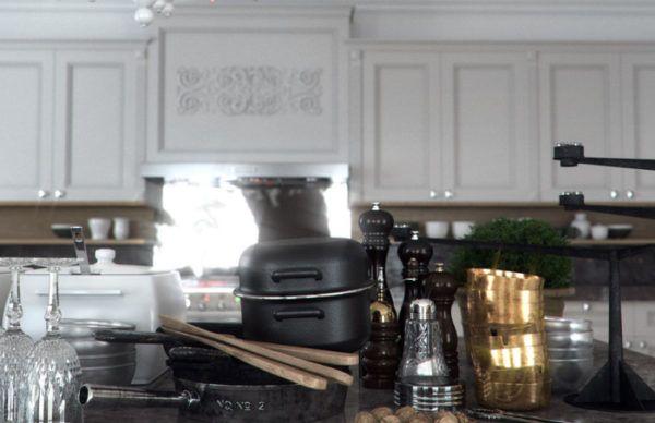 (РУ) Открытие салона кухонь в ТЦ АрАкс