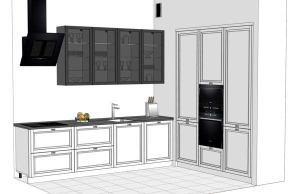 Конфигурация кухни City — 8