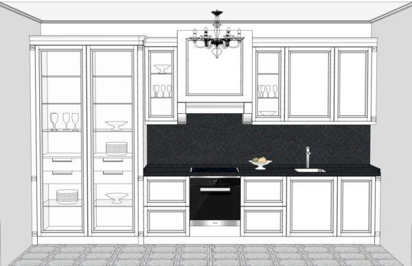 Конфигурация кухни City — 7