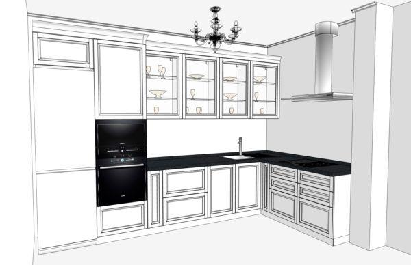 Конфигурация кухни City — 5