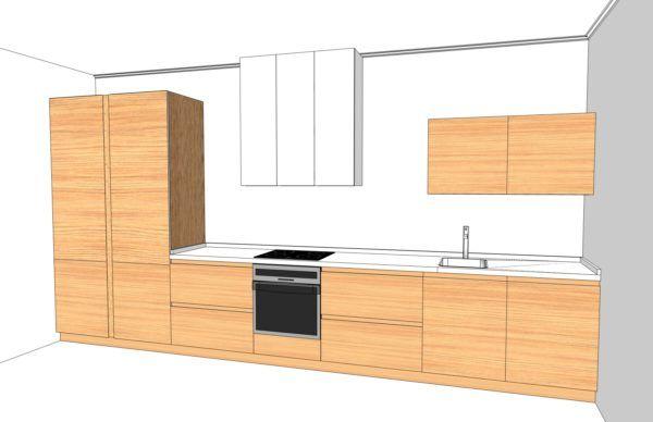 Конфигурация кухни Simple — 10