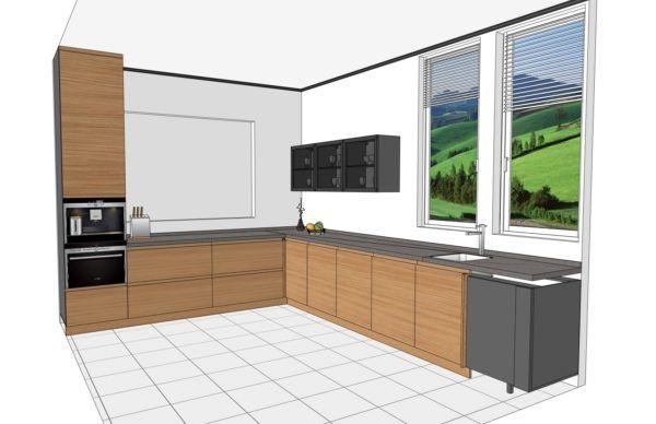 Конфигурация кухни Simple — 6