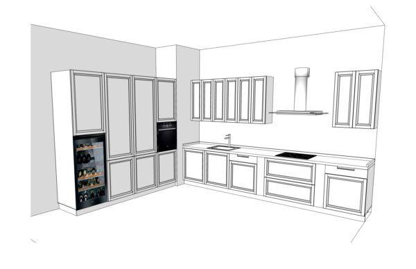 Конфигурация кухни City — 10