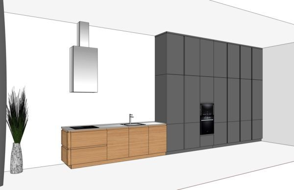 Конфигурация кухни Simple — 5