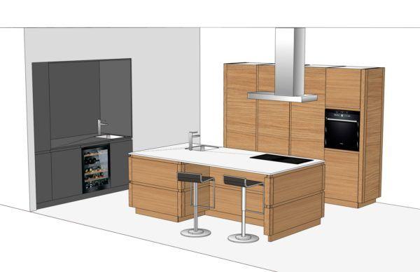 Конфигурация кухни Simple — 7