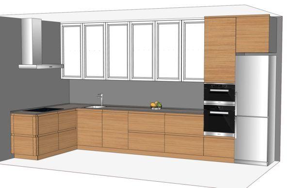 Конфигурация кухни Simple — 9