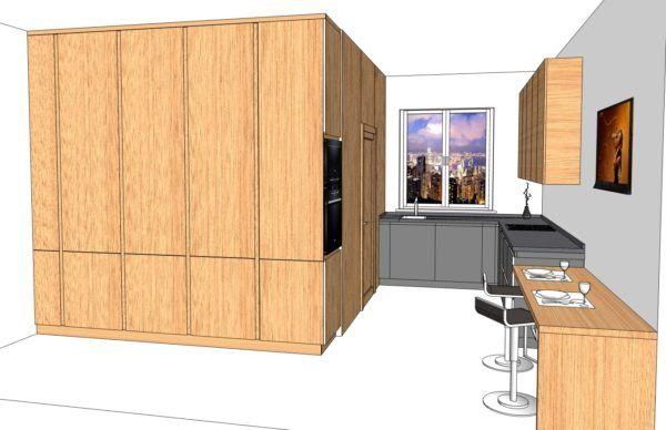 Конфигурация кухни Simple — 13