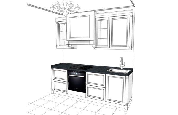 Конфигурация кухни City — 6