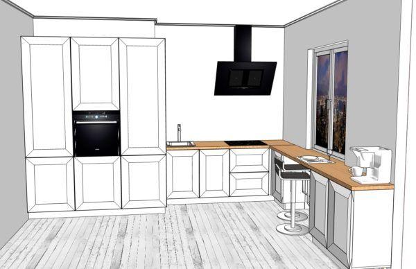 Конфигурация кухни Scandinavia — 5