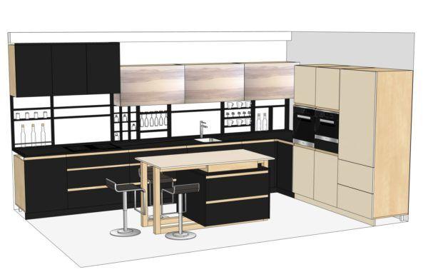 Конфигурация кухни Chia — 2
