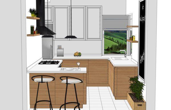 Конфигурация кухни Simple — 3