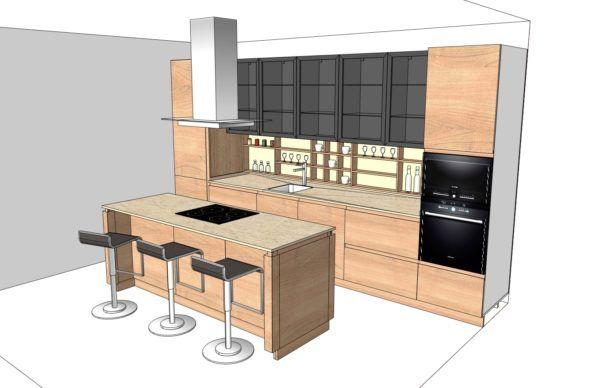 Конфигурация кухни Simple — 8