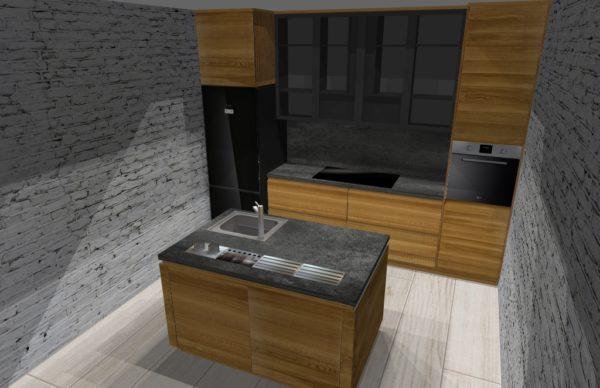 Конфигурация кухни Simple — 20