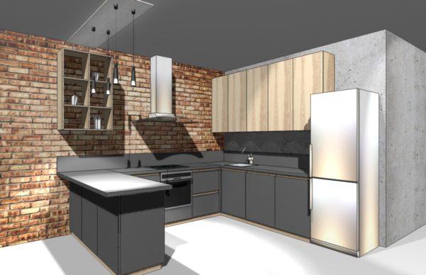 Конфигурации кухни Chia — 3