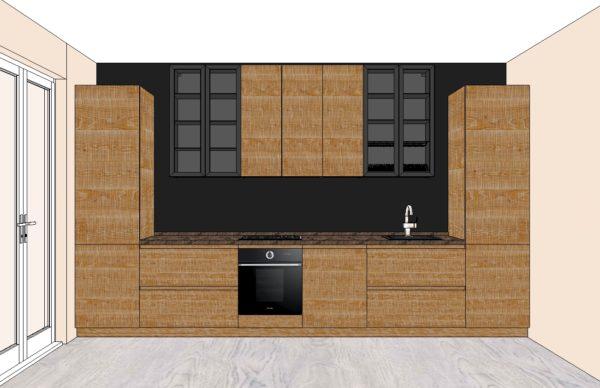 Конфигурации кухни Simple