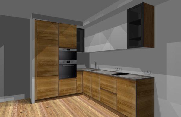 Конфигурация кухни Simple — 17