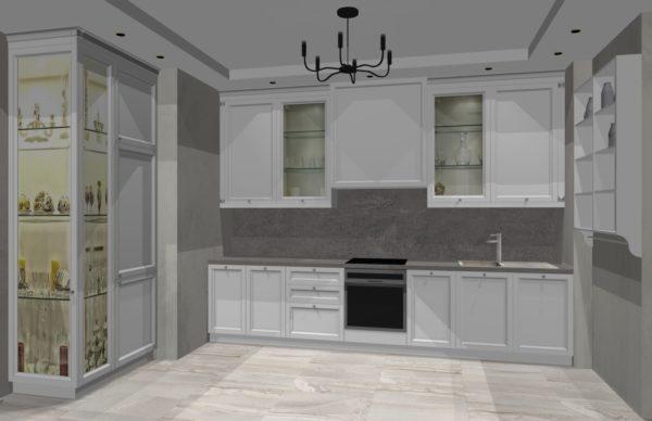 Конфигурация кухни City — 12