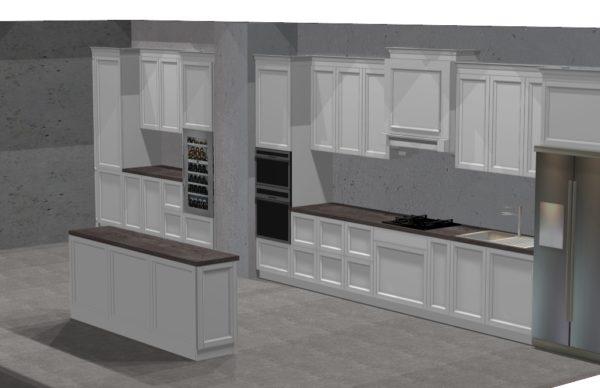 Конфигурация кухни City — 13