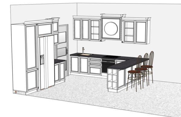 Конфигурация кухни City — 16
