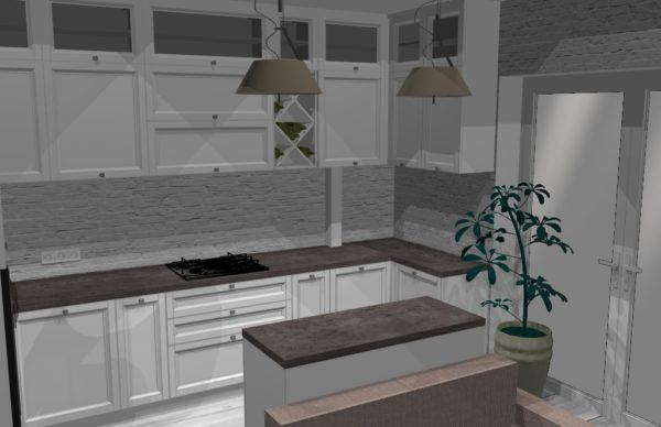 Конфигурация кухни City — 14