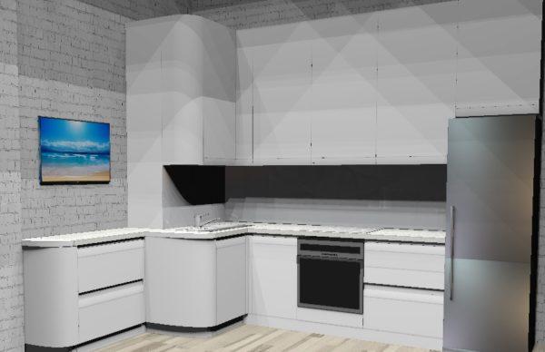 Конфигурации кухни Sfera