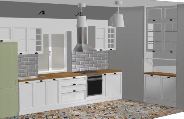 Конфигурация кухни Provence — 3