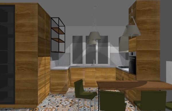 Конфигурация кухни Simple — 15