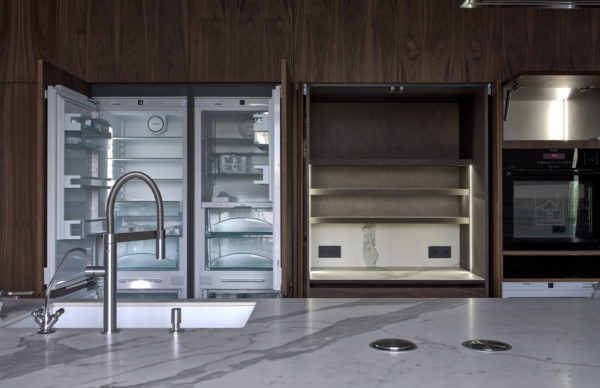 Solid in classic interior
